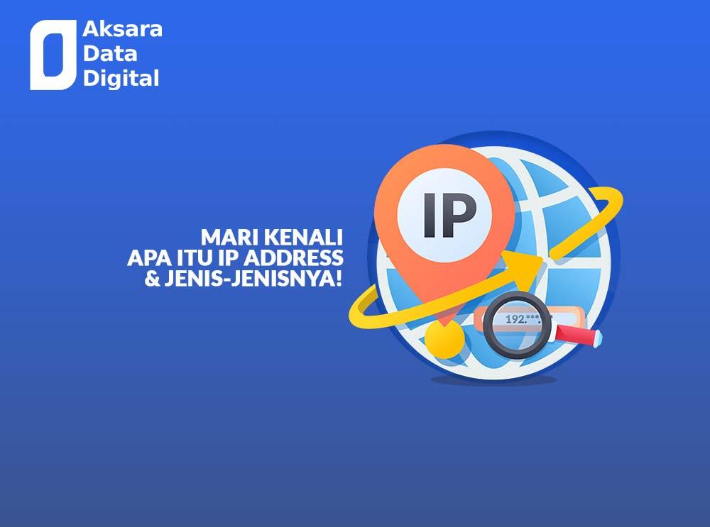 IP Address adalah